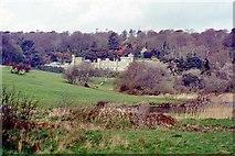 SW9741 : Caerhays Castle by Peter Jeffery