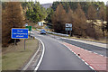NH7930 : Southbound A9 near Tomatin by David Dixon