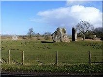 SU1070 : Avebury henge [6] by Michael Dibb