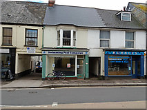 ST0207 : Cullompton: 15 Fore Street & 17 Fore Street by Martin Bodman