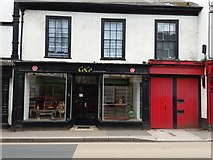 ST0207 : Cullompton: 18 Fore Street by Martin Bodman