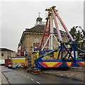 SP2864 : Freak Out Extreme Machine, Market Place, Warwick by Robin Stott