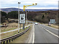 NH7832 : Average Speed Cameras on the A9 by David Dixon