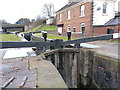SP0592 : No 1 (Top) Lock at Perry Barr by Richard Law