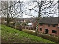 SJ7745 : New housing estate in Madeley by Jonathan Hutchins