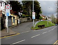 SO2603 : Junction of  Ffrwd Road and the A4043, Abersychan by Jaggery