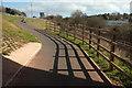SX8866 : Shared use path, Riviera Way by Derek Harper