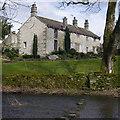 SD9962 : Beckside house, Linton by Ian Taylor