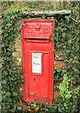 SW9775 : Postbox on B3314 by Derek Harper