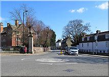 TL4458 : Cambridge: along Northampton Street by John Sutton