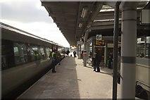 SK3635 : Platform 6, Derby Railway Station by Mark Anderson