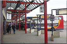 SU1585 : Swindon Bus Station by Stephen McKay