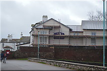 SX8959 : Premier Inn, Goodrington Sands by N Chadwick
