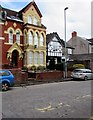 ST3087 : St Etienne hotel/guest house, 162 Stow Hill, Newport by Jaggery