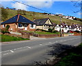 SN4401 : Gwscwm Road houses, Burry Port by Jaggery