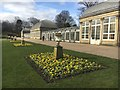 SK3386 : Spring colour in the Botanical Gardens by Graham Hogg