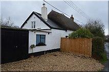 SX9888 : House, Ebford Lane by N Chadwick
