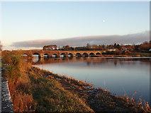 R6666 : O'Briensbridge Bridge by Redmond O'Brien