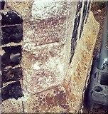 TM3389 : Cut Mark Bungay St Marys Church by Cud05