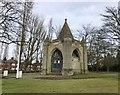 SJ9042 : War memorial, Longton by Jonathan Hutchins
