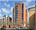 J3475 : Pilot Street Apartments, Belfast (March 2018) by Albert Bridge