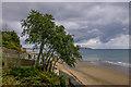 SZ5881 : Shanklin Beach by Ian Capper