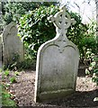 TG2108 : The grave of James Baldry by Evelyn Simak