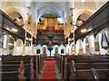 SJ9497 : Inside Dukinfield Old Chapel by Gerald England