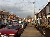 SU1585 : Broad Street, Swindon by Chris Brown