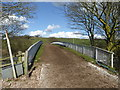 SJ7844 : Bridge carrying bridleway over the M6 by Jonathan Hutchins