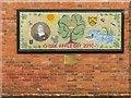 SK6309 : Oak Apple Day mosaic by Alan Murray-Rust