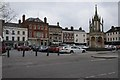 SU0061 : Market Square, Devizes by Philip Halling
