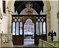 SK6608 : Church of All Saints, Beeby by Alan Murray-Rust