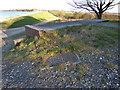 SE2824 : Ardsley Reservoir: water meter by Stephen Craven