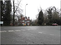 TL8884 : Norwich Road, Thetford by David Howard