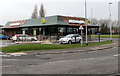 ST3486 : McDonald's in Newport Retail Park by Jaggery