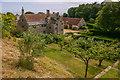 SZ4083 : The Olive Grove, Mottistone Gardens by Ian Capper
