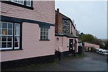 SX9688 : The Bridge Inn by N Chadwick