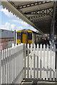TM3035 : Felixstowe Station by Stephen McKay