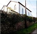 ST4299 : North side of Salem Baptist Chapel, Llangwm, Monmouthshire by Jaggery