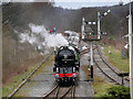 SD7916 : Tornado approaching Ramsbottom by David Dixon
