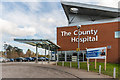 SO5140 : Hereford County Hospital by Ian Capper