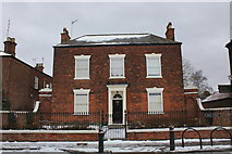 TA0322 : Elm Tree House, 2 High Street, Barton-upon-Humber by Jo Turner