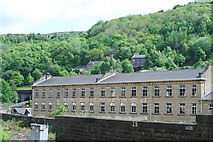 SE0924 : Bailey Hall Mill in Halifax by stalked