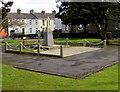 SN4400 : Burry Port & Pembrey War Memorial, Burry Port by Jaggery