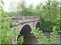 SJ8589 : Cheadle Bridge by Eirian Evans