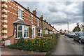 SO5175 : Castle View Terrace by Ian Capper