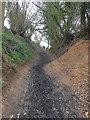 TQ0147 : Summit of bridleway 26 by Hugh Craddock