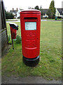 TL1419 : Peters Green Postbox by Adrian Cable