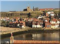 NZ9011 : East Whitby by Graham Hogg